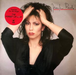 Jennifer Rush - Jennifer Rush (LP) (EX-/VG-)